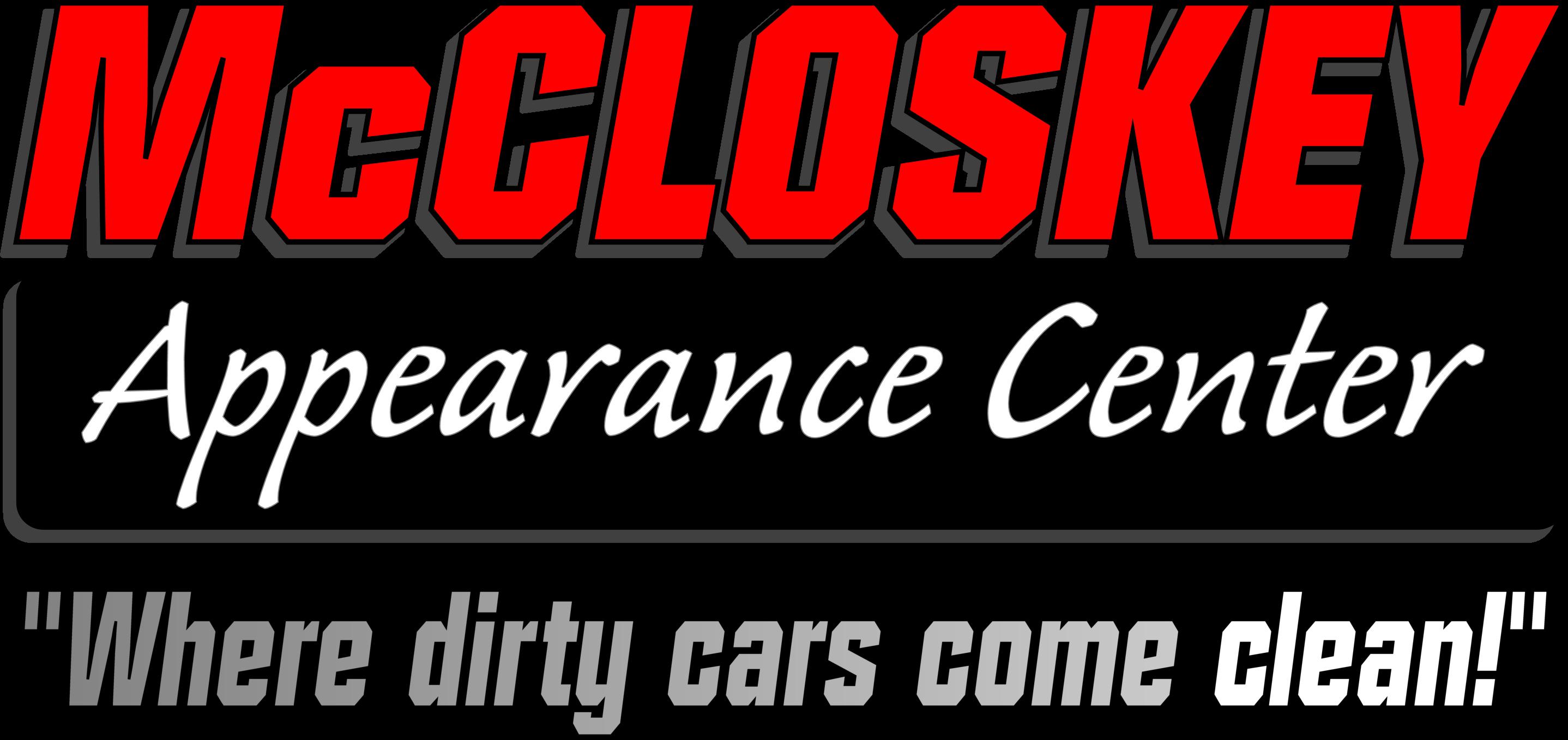 McCloskey Appearance Logo